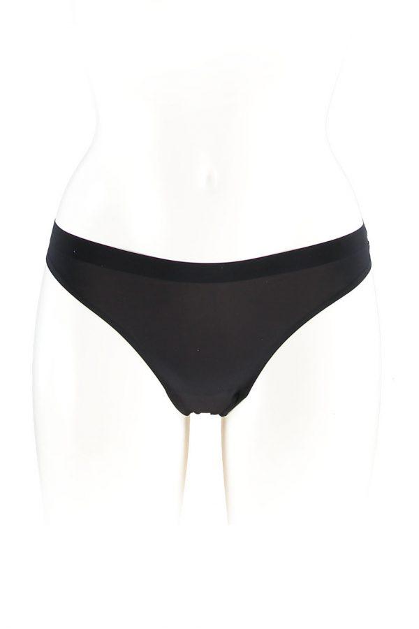 Čierne tangá Short Fuse