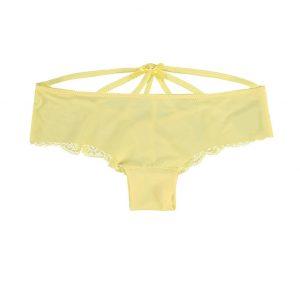 Žlté hipster nohavičky Barely Legal