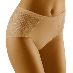 Béžové tvarujúce nohavičky Futura