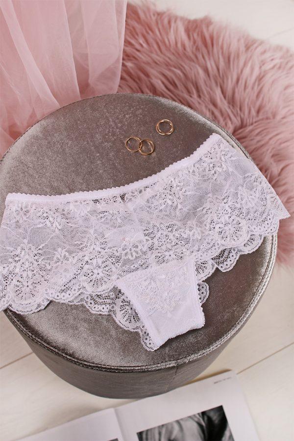Biele boxerky 1630