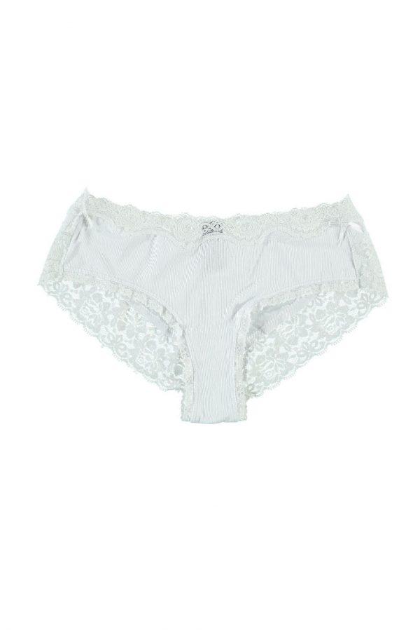 Biele nohavičky Cozy In Lace