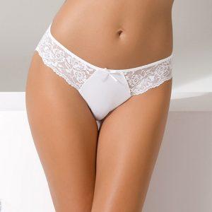 Biele nohavičky Lotte