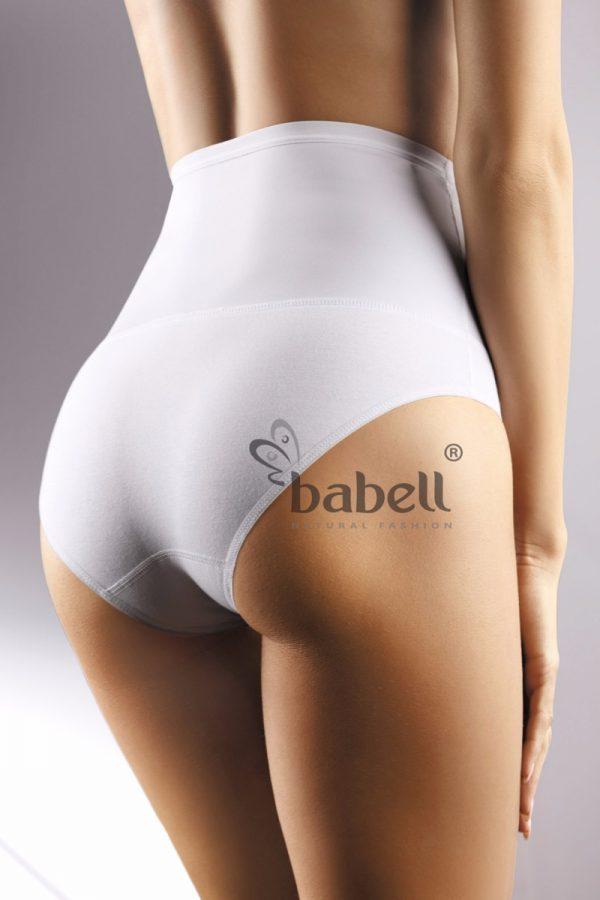 Biele tvarujúce nohavičky BBL073