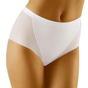 Biele tvarujúce nohavičky Minima