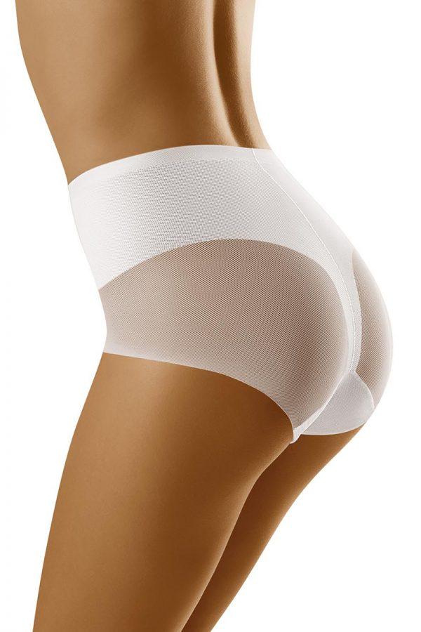 Biele tvarujúce nohavičky Sentima