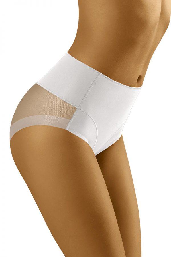 Biele tvarujúce nohavičky Uniqa