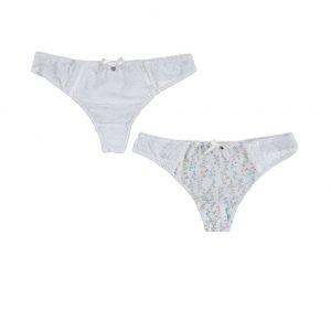 Bielo-sivé tangá Yolla - dvojbalenie