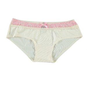 Ružovobéžové nohavičky Candy Coated