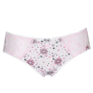 Svetloružové nohavičky Evita