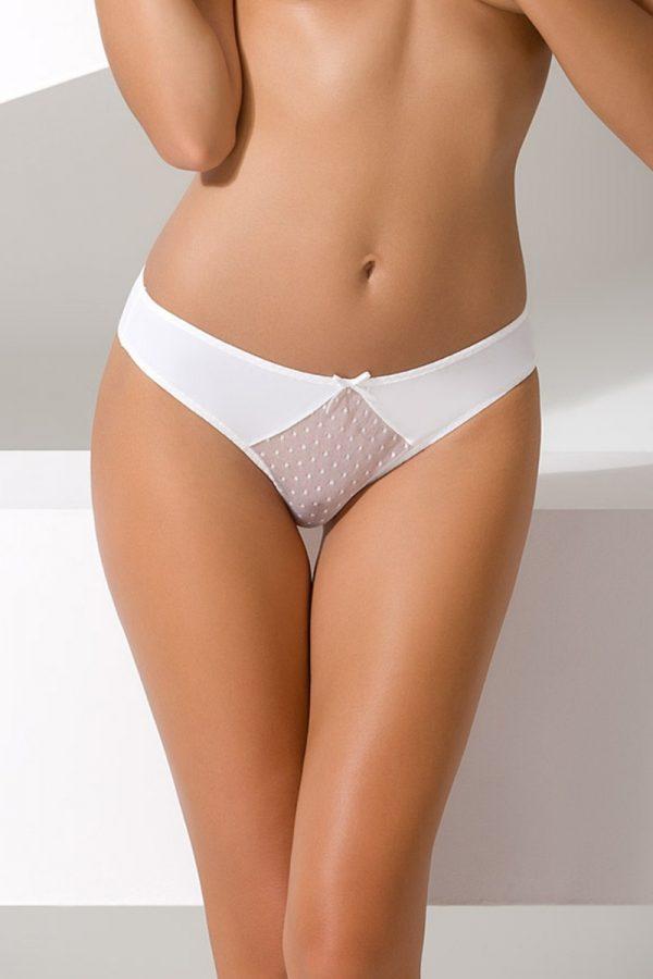 Biele brazílske nohavičky Miranda