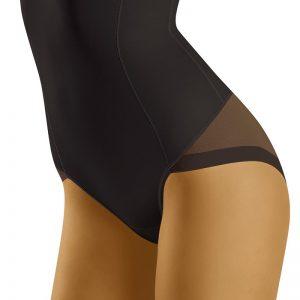 Čierne tvarujúce nohavičky Suprima