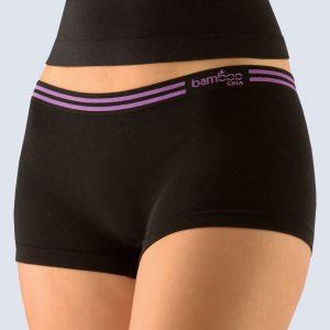 Čierne boxerky Gina 03010P