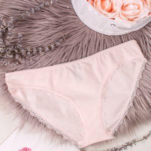 Broskyňové nohavičky On Your Side Bikini
