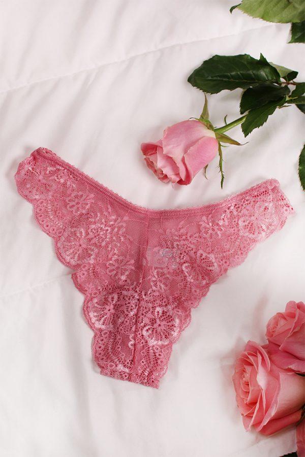 Ružové brazílske nohavičky 1628