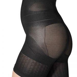 Čierne tvarujúce nohavičky Slim Body