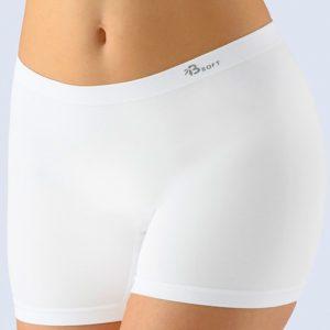 Biele boxerky 03016