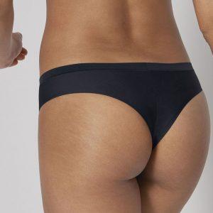 Čierne brazílske nohavičky Smart Micro