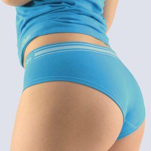 Modré francúzske nohavičky 04028