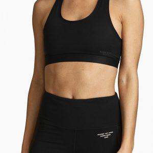 Čierna športová podprsenka Solid Shilo Soft Top