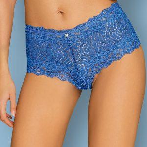 Modré brazílske nohavičky Bluellia